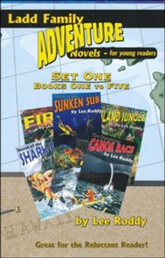 Ladd Family Adventure Novels Set One