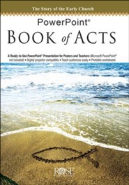 Book of Acts PowerPoint Presentation
