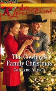The Cowboy's Family Christmas (Cowboys of Cedar Ridge III)
