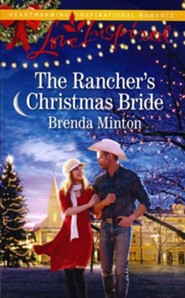 The Rancher's Christmas Bride (Bluebonnet Springs II)