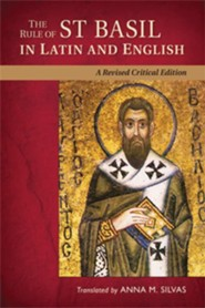 The Rule of St. Basil in Latin and English: A Revised Critical Edition - eBook