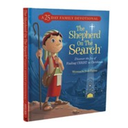 The Shepherd on the Search Family Advent Book: Discover the Joy of Finding CHRIST in Christmas