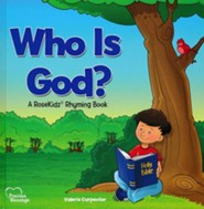 Who is God? Ages 3 to 6