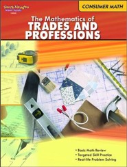 Consumer Math: The Mathematics of Trades and Professions