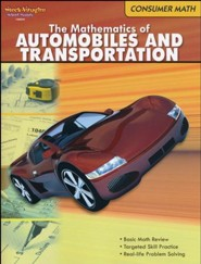 Consumer Math: The Mathematics of Automobiles and Transportation