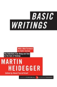 Basic Writings  -     By: Martin Heidegger