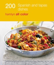 200 Spanish and Tapas Dishes  -