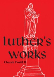 Luther's Works Church Postil II