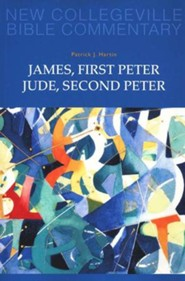 James, First Peter, Jude, Second Peter: New Collegeville Bible Commentary
