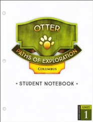 Paths of Exploration 3rd Grade: Columbus Unit Student Notebook Pages (3rd Edition)