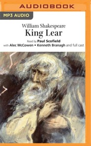 King Lear - unabridged audio book on MP3-CD  -     Narrated By: Alec McCowen     Edited By: Simon Weir     By: William Shakespeare