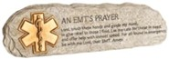 An EMT's Prayer Plaque
