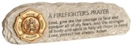 A Firefighter's Prayer Plaque