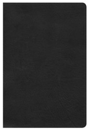 Imitation Leather Black Book Thumb Index