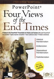 Four Views of the End Times: PowerPoint CD-ROM