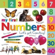 My First Numbers  -