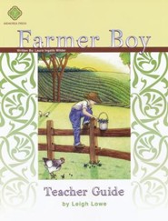 Farmer Boy, Literature Guide 3rd Grade, Teacher's Edition