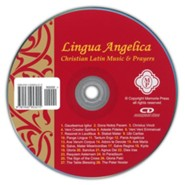 Lingua Angelica, Music CD