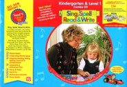Sing, Spell, Read & Write, Kindergarten/Level 1 Combo Kit