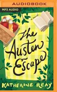The Austen Escape - unabridged edition on MP3-CD