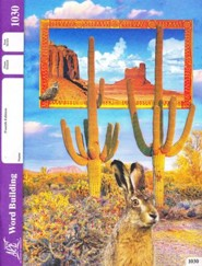 Word Building PACE 1030, Grade 3 (4th Edition)