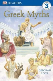 DK Readers, Level 3: Greek Myths