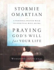 Praying God's Will for Your Life Workbook & Journal