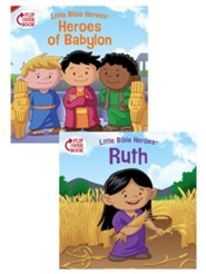 Heroes of Babylon/Ruth, Flip-Over Book