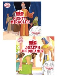 Mighty Miracles/Joseph the Dreamer Flip-Over Book