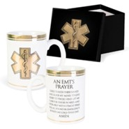 EMT'S Prayer, Mug with Gift Box