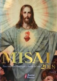 Misal 2018 - Spanish  -