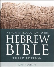 A Short Introduction to the Hebrew Bible, Third Edition