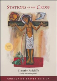 Stations of the Cross: Community Prayer Edition, Large Print
