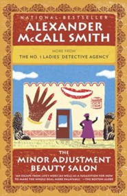 The Minor Adjustment Beauty Salon: No. 1 Ladies' Detective Agency (14) - eBook