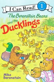 The Berenstain Bears and the Ducklings, softcover