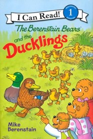 The Berenstain Bears and the Ducklings, hardcover