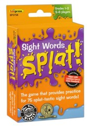 Sight Words Splat! Game, Grades 1-2