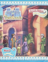 Sucedio en Babilonia: Hojas del Nivel 2 (It Happened in Babylon Spanish: Level 2 Student Lessons)