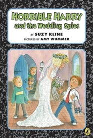 Horrible Harry and the Wedding Spies - eBook