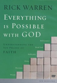 Everything is Possible with God: Understanding the Six Phases of Faith