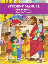 Celebrate Jesus VBS: Preschool Student Manual