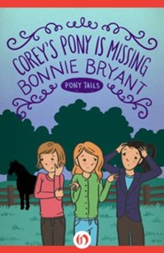 Corey's Pony Is Missing - eBook