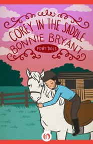 Corey in the Saddle - eBook