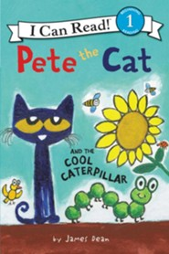 Pete the Cat and the Cool Caterpillar, hardcover