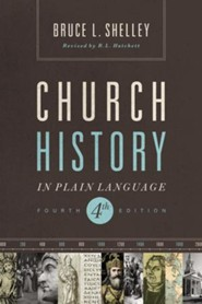 Church History Textbooks