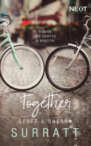 Together: A Guide for Couples Doing Ministry Together - unabridged audiobook on CD