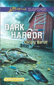 Dark Harbor, Large Print