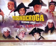 Ticonderoga - Season One: A Radio Dramatization - unabridged audiobook on CD