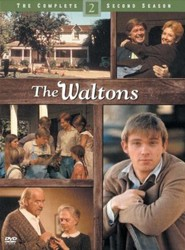 The Waltons: Season 2, DVD