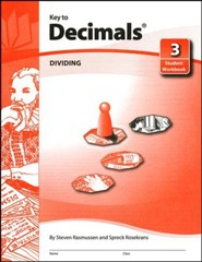 Key to Decimals, Book #3